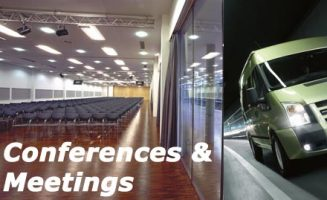 Providing transport Budapest conferences