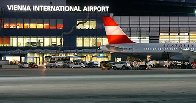 vienna airport transfer from budapest airport